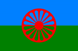 Roma-Flag