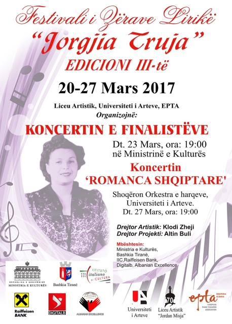 Festivali Mbarekombetar i Zerave Lirik-calendar.Al