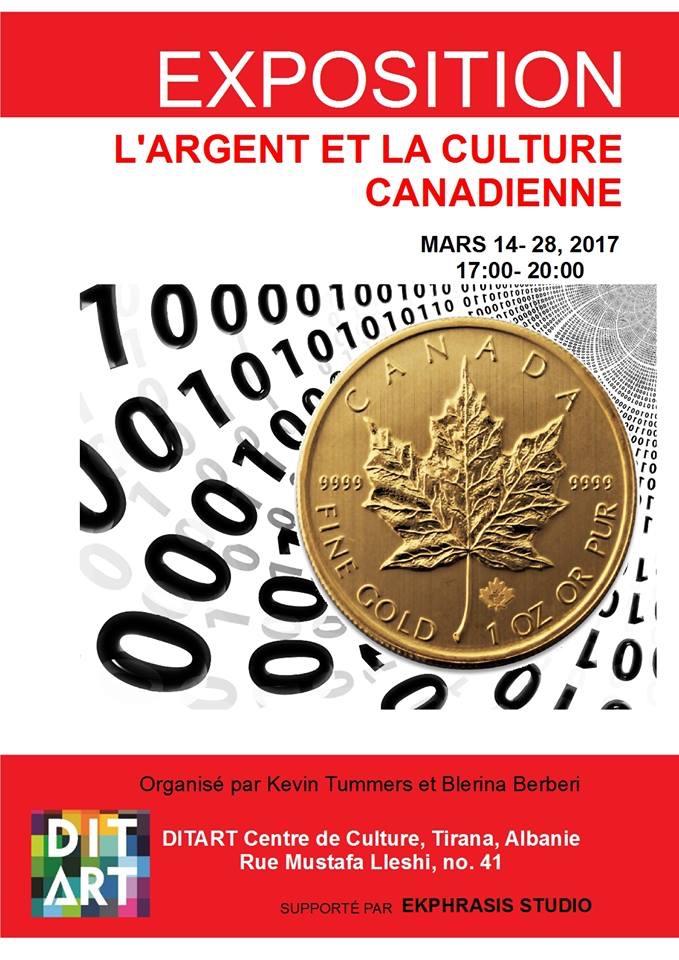 L-Argent Et La Culture Canadienne-calendar.Al