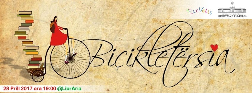 Bicikletersia-rreshta mbi petale-calendar.Al