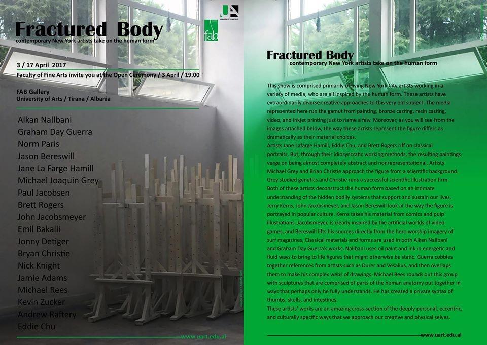 Fractured Body-calendar.Al