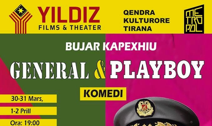 General dhe PlayBoy-calendar.Al