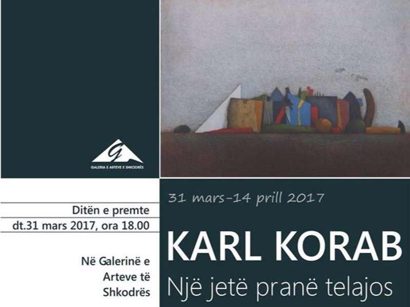 Karl Korab-nje jete prane telajos-calendar.Al