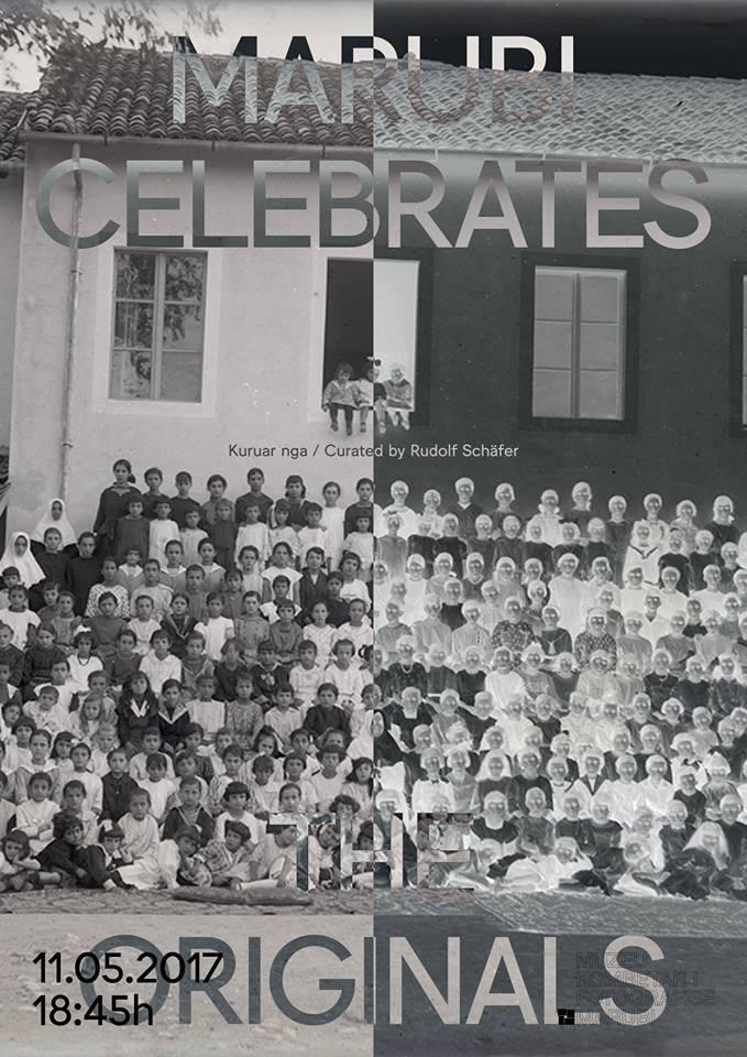 Marubi celebrates the originals-calendar.Al