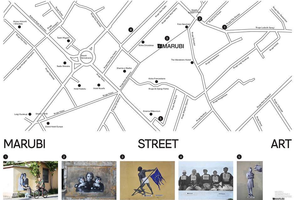 Marubi Street Art-calendar.Al