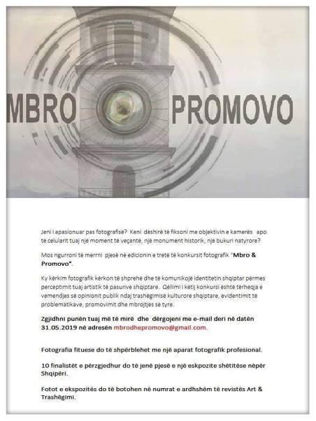 Mbro dhe Promovo-calendar.Al
